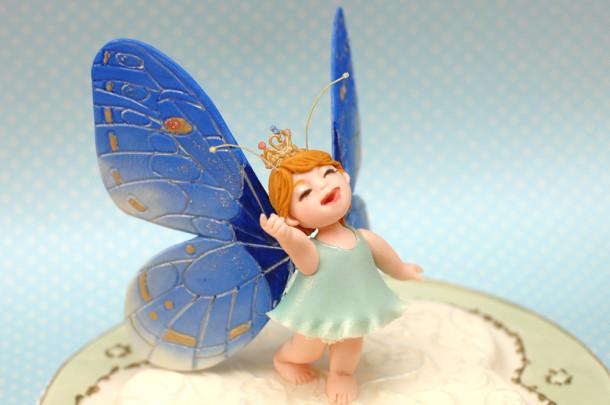 シュガークラフトの蝶の妖精
